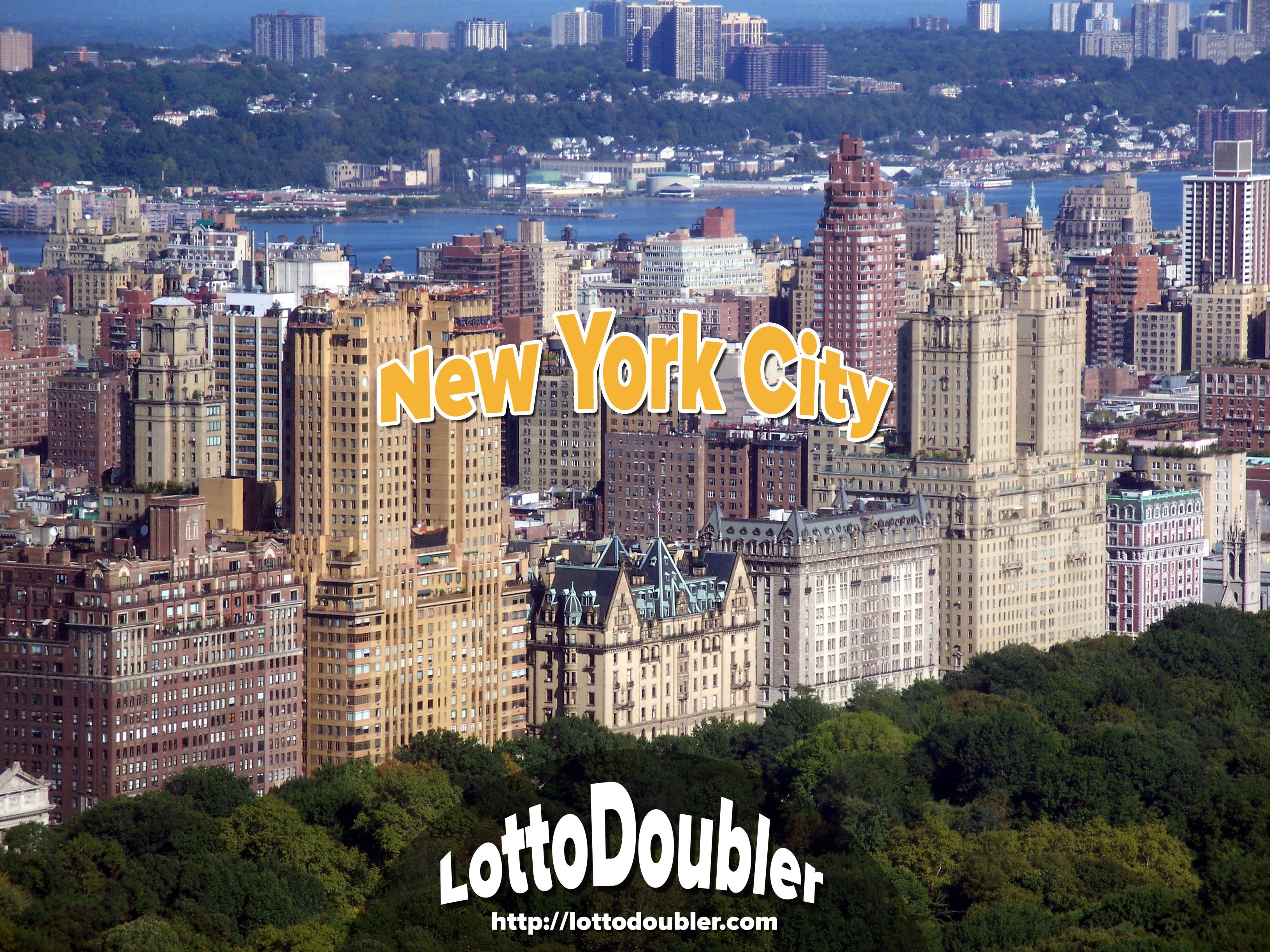 New York City | Lotto Doubler instant lottery