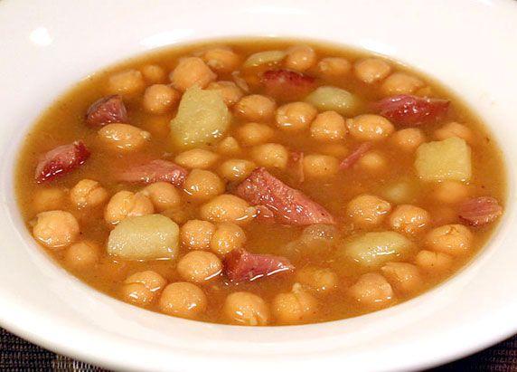 recipe: cuban soup recipes with garbanzo beans [4]