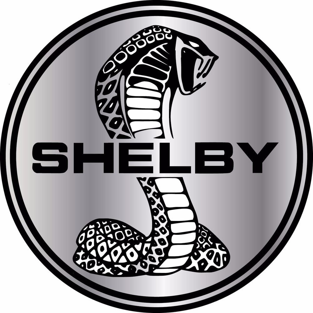 Details About Cobra Shelby Ford Mustang Gt Vinyl Sticker Decal Car Window Bumper Mustang Logo Car Logos Shelby Car