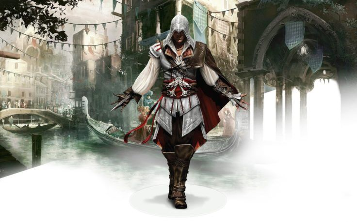 Assassins Creed HD Wallpaper Desktop Background