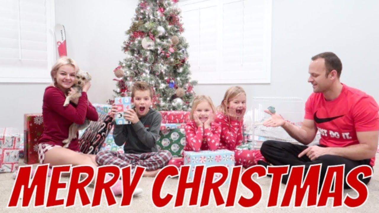 Christmas Morning Special The Leroys Youtube Opening Christmas Presents Family Christmas Presents Merry Christmas Everyone