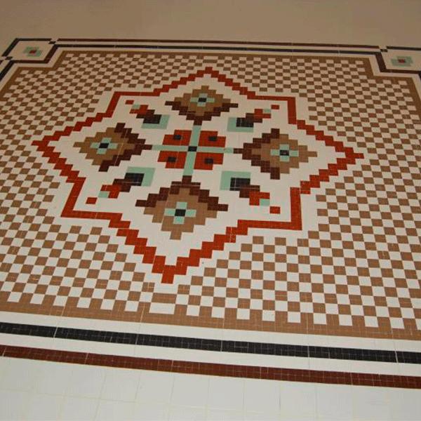Restauracion Limpieza Pulido Y Mantenimiento De Pavimentos En Mosaico O Baldosa Nolla Suelos Mosaicos Baldosas