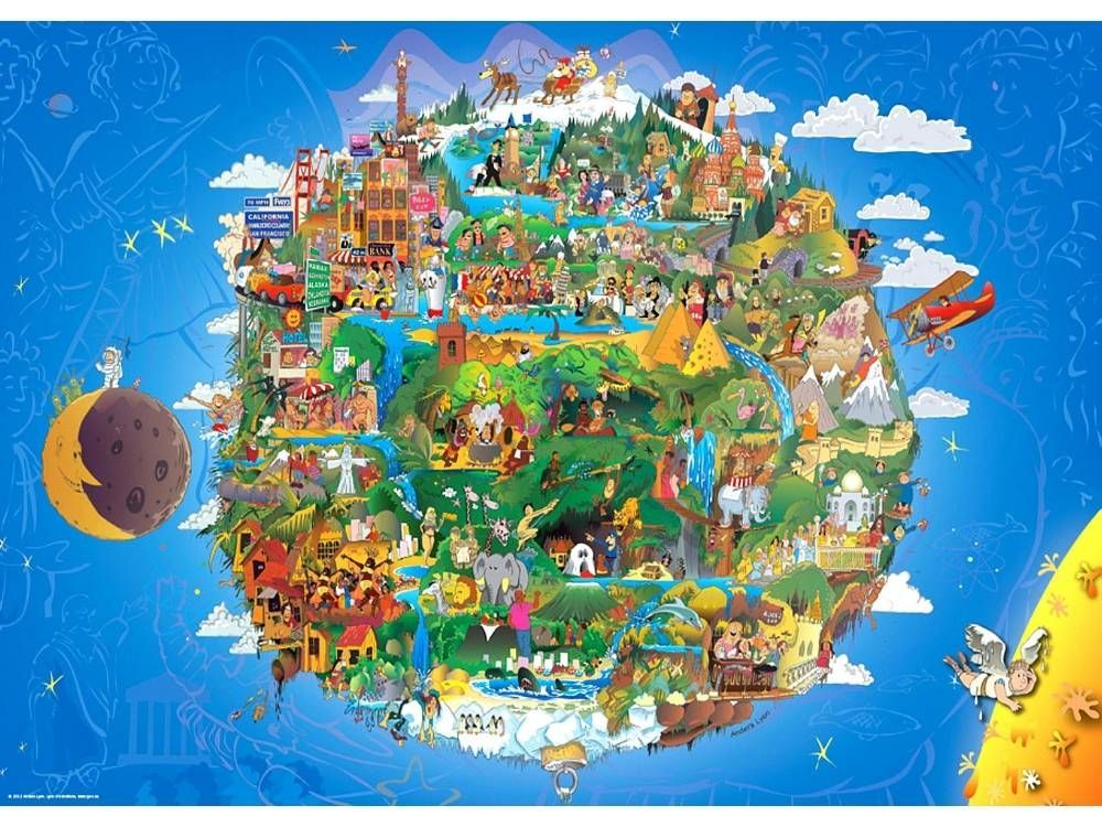 Heye puzzle 1000 para the earth puzzle 1000 pinterest heye puzzle 1000 para the earth gumiabroncs Gallery