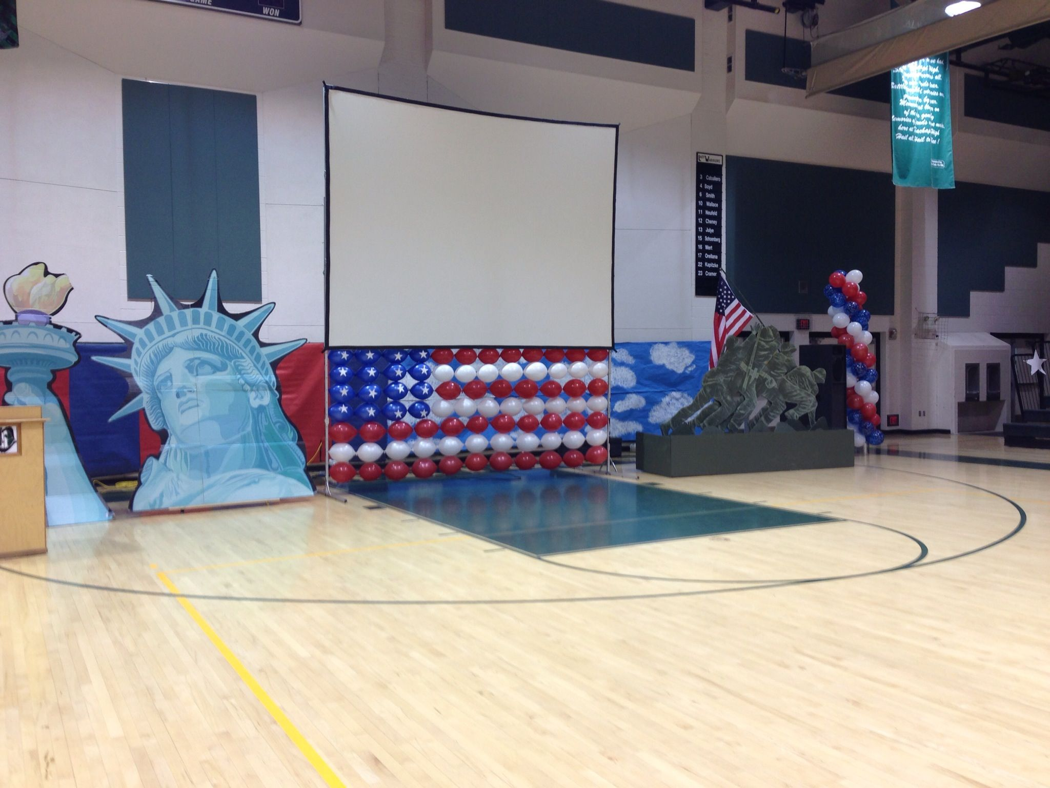 Veteran S Day Assembly Decorations Veterans Day Celebration Veterans Day Veterans Programs