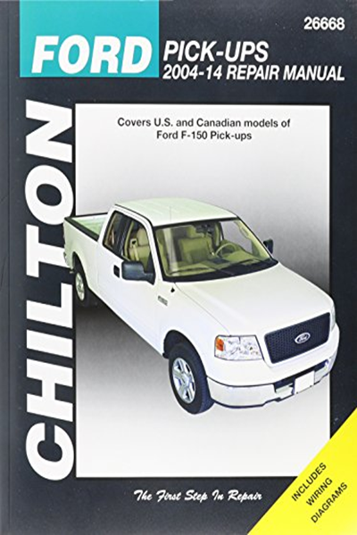 Chilton Ford Pick Ups 2004 14 Repair Manual Covers U S And Canadian Models Of Ford F 150 Pick Ups 2004 Through 2014 Does No Include F 250 Super Chilton Repair Manuals Chilton Chilton Repair Manual