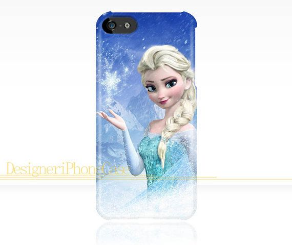 Disney Frozen Elsa iPhone 5c case Disney by DesigneriPhoneCase, $14.99