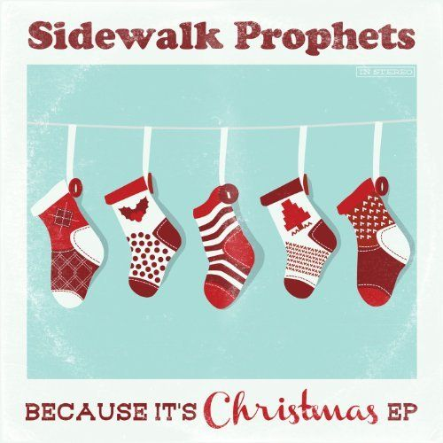 Because It's Christmas EP Sidewalk Prophets   Format: MP3 Music, http://www.amazon.com/dp ...