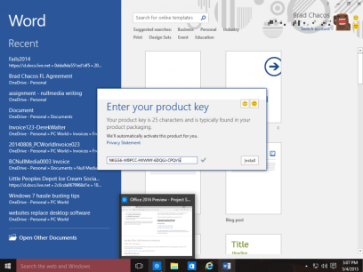 activate office 2016 key crack