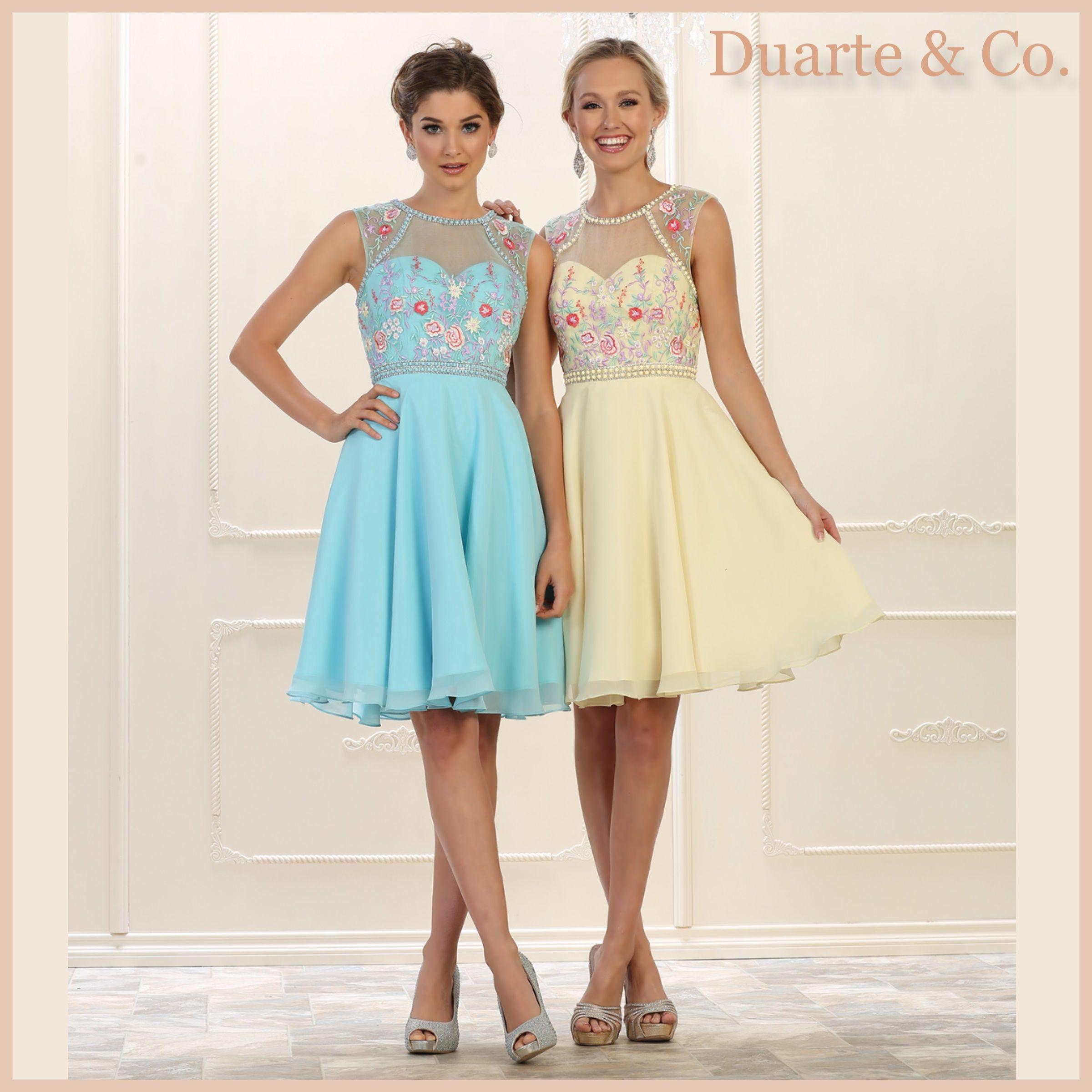 Short Party Dress W/Plus Sizes - MQ1535 | Short party dresses ...