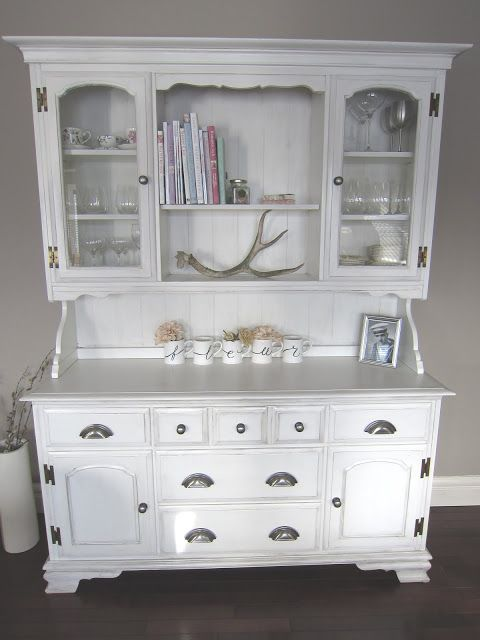 shabby chic china cabinet maybe pait it turquoise and then do a black wash over top hummmm. Black Bedroom Furniture Sets. Home Design Ideas