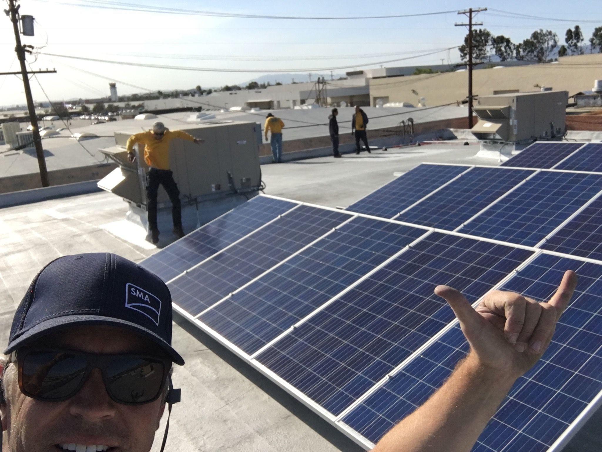 Infinity Solar Inc Of Orange Is Proud Installer Of Panasonic Hit Solar Panels These Panels Are Widely Recognized Solar Panels Solar Panel Installation Solar