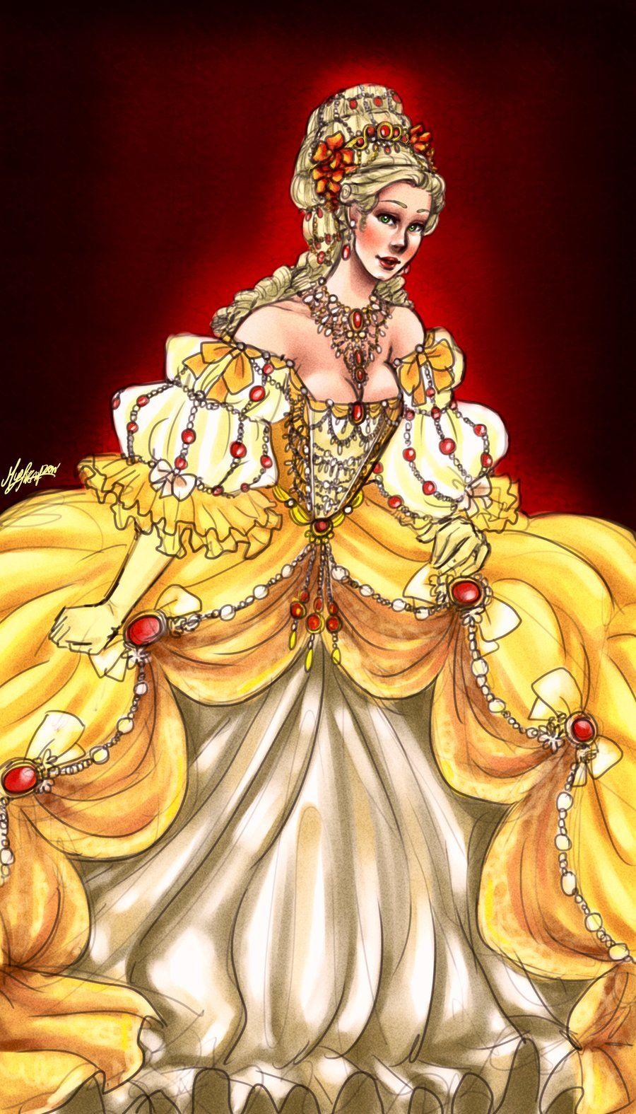 Marie antoniette by thecarefree on deviantart drawings pinterest