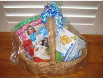 Weight Watchers Gift Basket - BiddingForGood Fundraising Auction