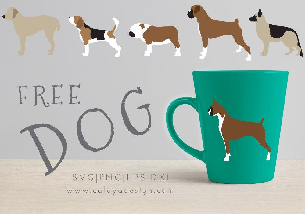 Download Dog Collection Free SVG, PNG, EPS & DXF Download ...
