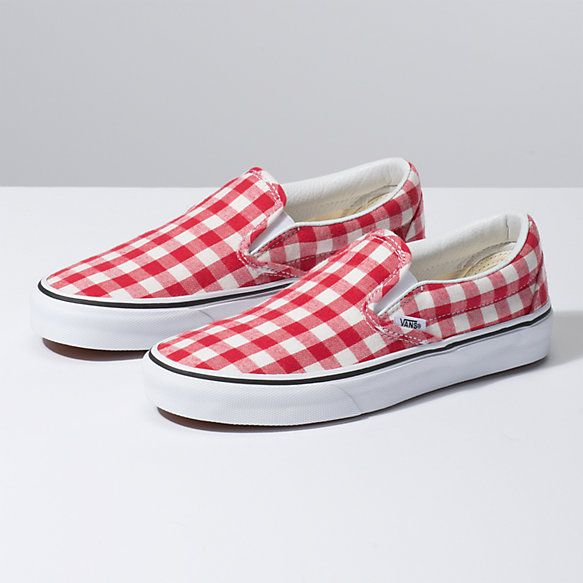 Vans | Slip on sneakers, Leather shoes