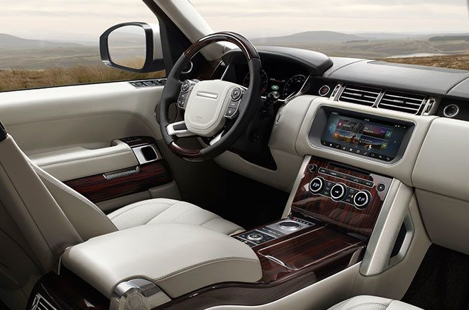 Image Result For Range Rover Autobiography 2017 Interior