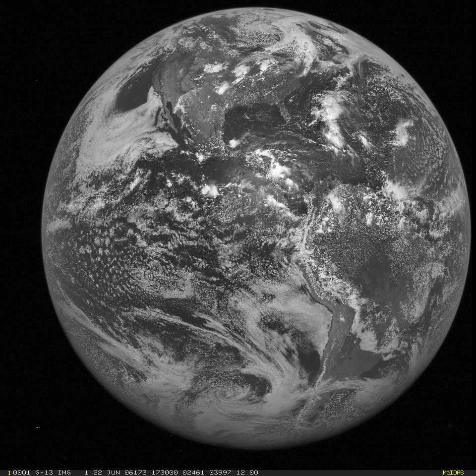 NOAA Satellites On Disk Image Twitter And The Ojays - Today satellite image of world