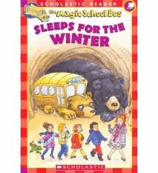 Week Two: Animals in Winter... The Magic School Bus Sleeps For The Winter