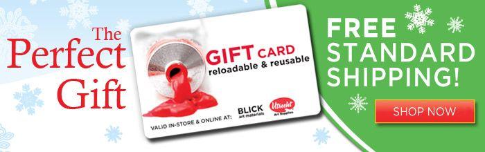 Blick Gift Cards