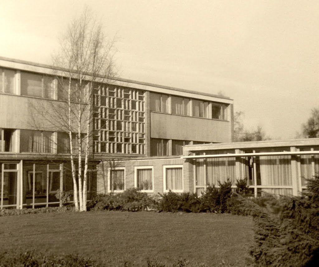 1970 Mönchengladbach - Rheydt, Hauptschule Morr. ☺