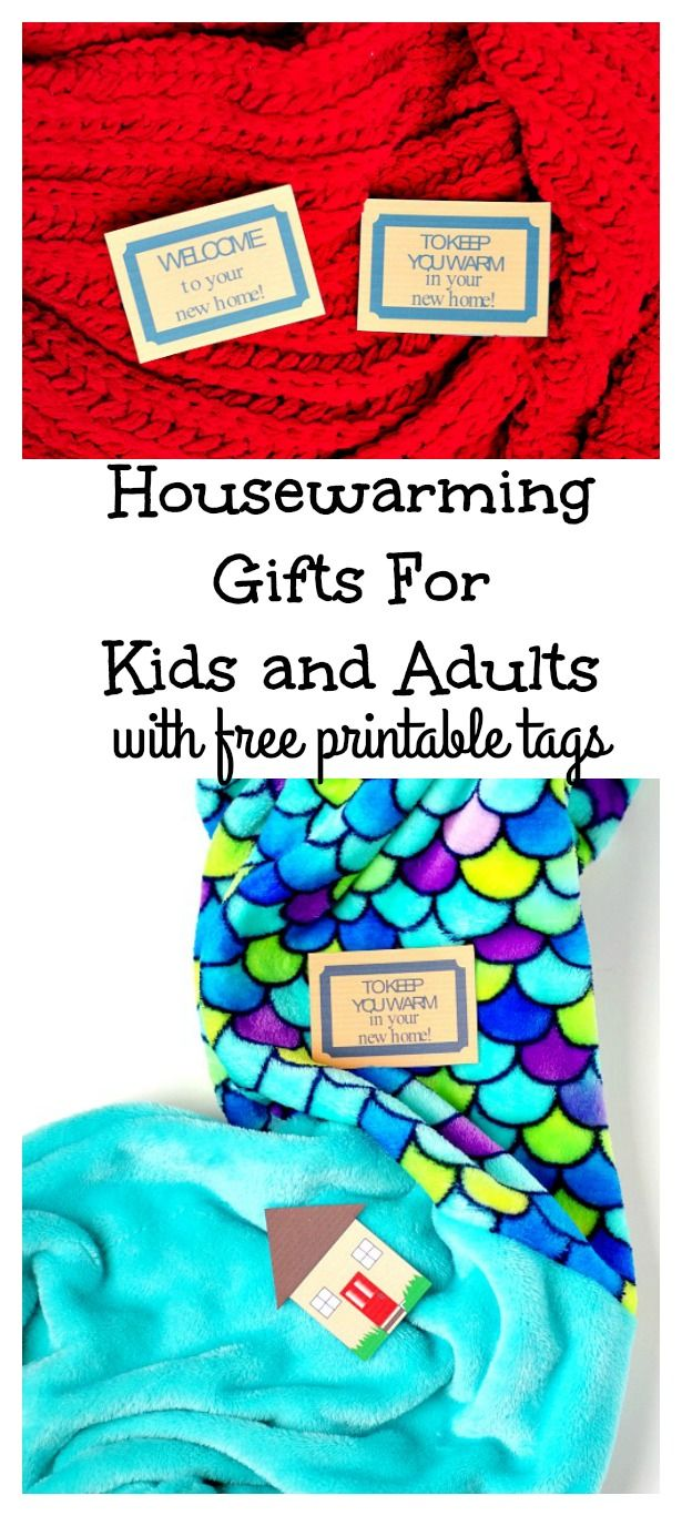 Housewarming Gifts For Kids and Adults