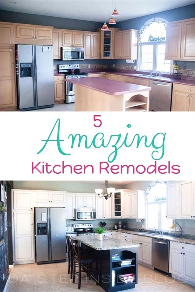 these simple yet completely awesome before and after on kitchens that ll make you want to redo yours id=50204