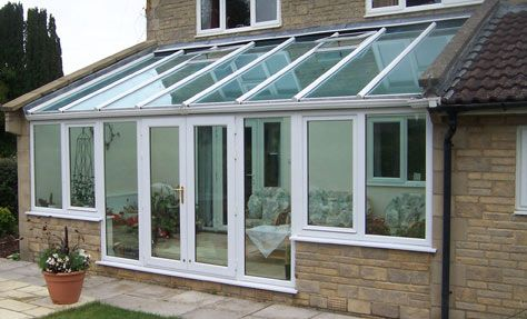 L F Replacement Windows Amp Conservatories Lean To