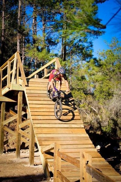Five2ride The Best Mountain Bike Trails In Florida Mountain