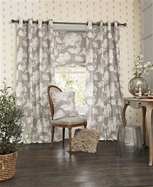 Buy Bali Floral Printed Eyelet Curtains From The Next Uk Online