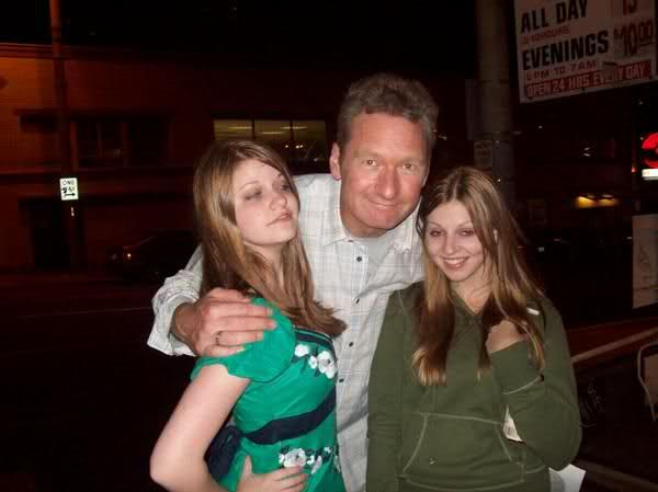 Photo of Ryan Stiles  & his  Daughter  Claire Stiles