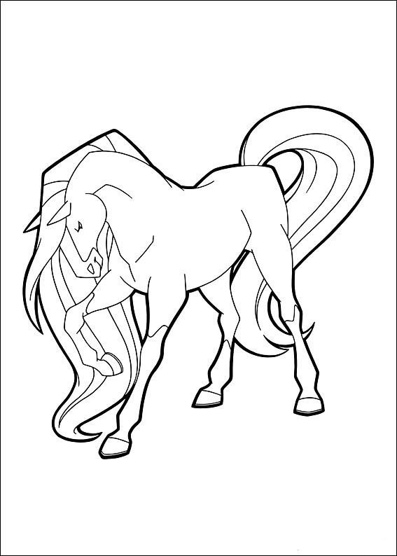 Coloriage dessins horseland 3 mes coloriages 1 pinterest coloriage mes coloriages et dessin - Coloriage horseland ...