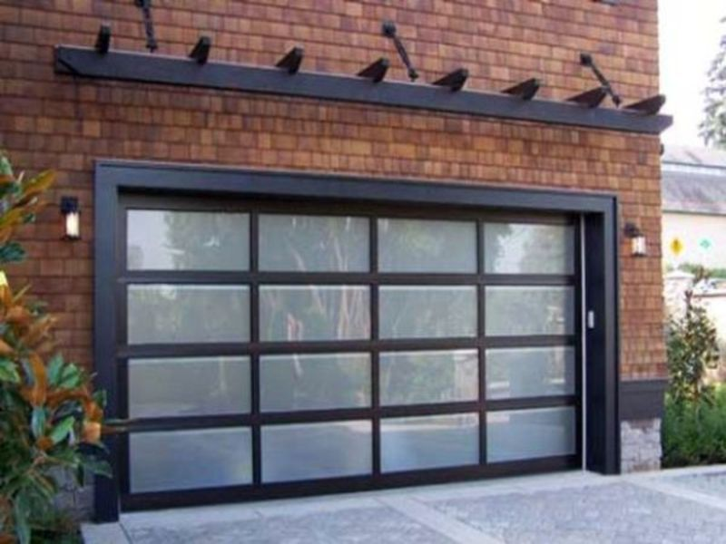 Mid Century Modern Garage Doors Modern Garage Door Ideas Garage Door Design Modern Garage Doors Glass Garage Door