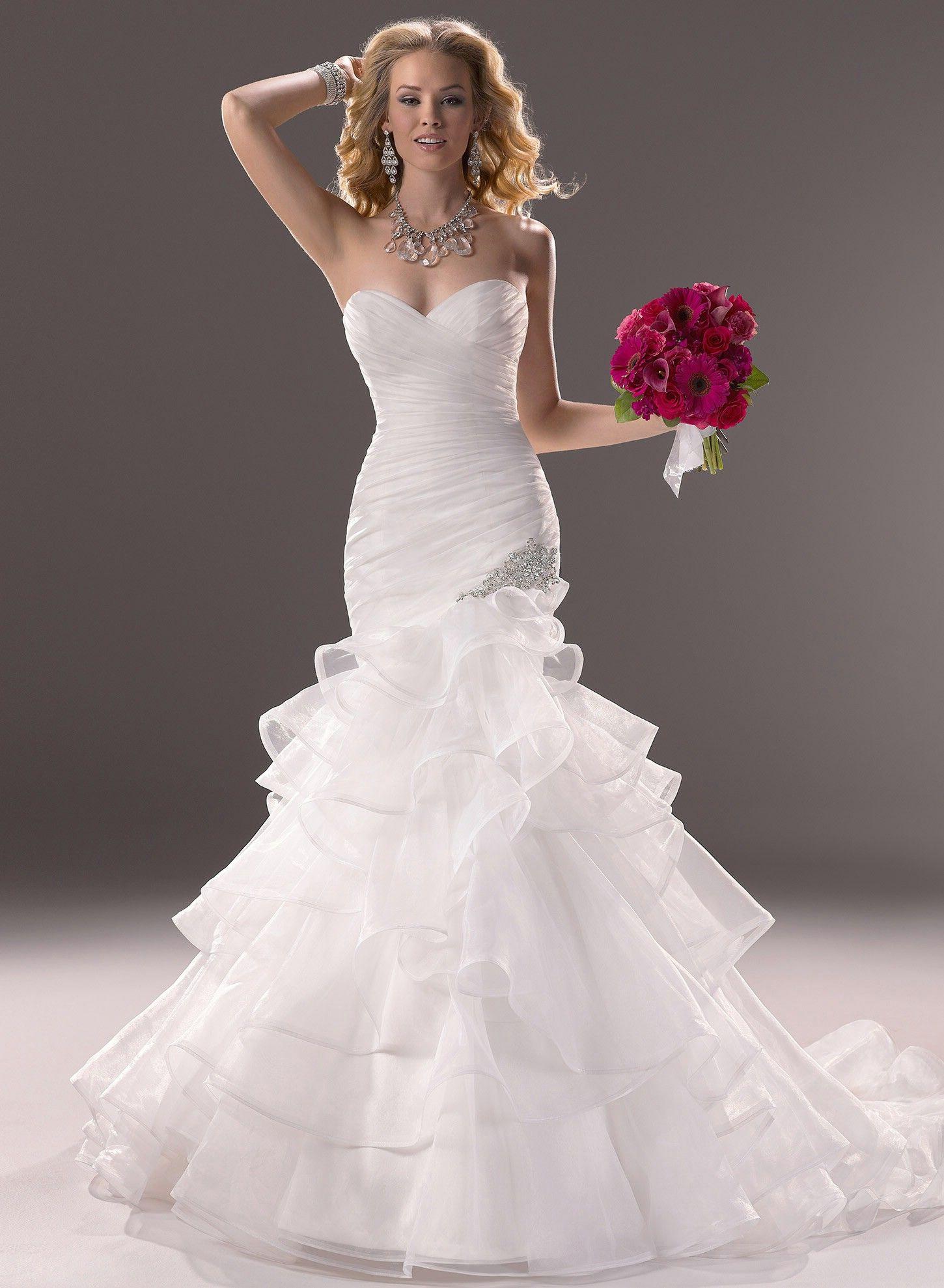 Wedding dresses styles  Maggie Sottero Wedding Dresses  Style Cheyenne MS  Mommmmmmaus