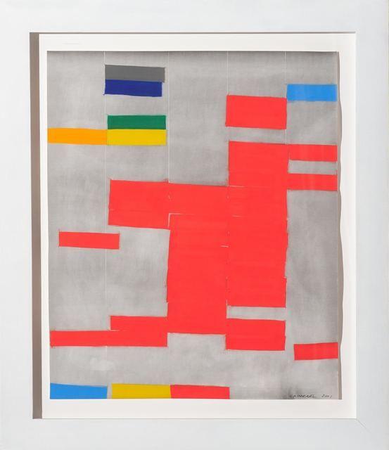 Suzanne Caporael, 'Andres #3,' 2001, Bentley Gallery