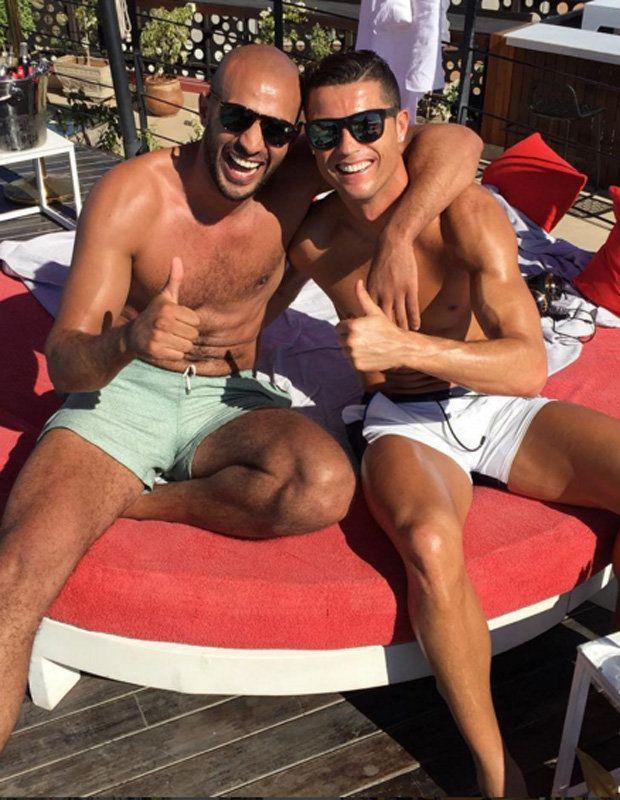 Cristiano gay in magazine ronaldo