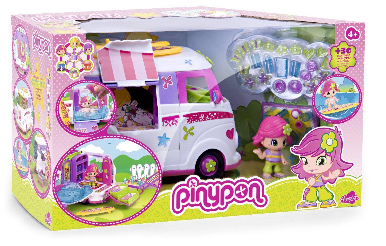 Pinypon Camper niños