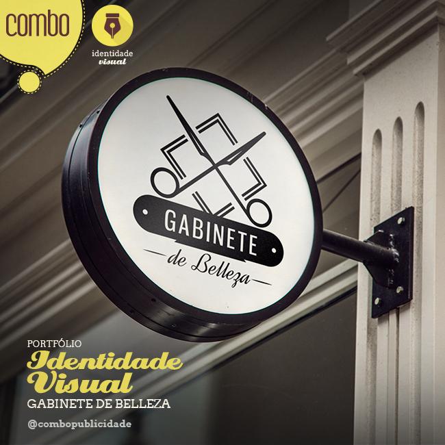 IDENTIDADE VISUAL | Gabinete de Belleza  A identidade visual para esse novo salão de beleza em Brasília-DF, foi criada junto com o seu conceito: salão de beleza e barber shop.    Confere no nosso portfólio:http://bit.ly/2bNzLJp    #ComboPublicidade #Logo #Logomarcas #Criaçãodelogomarcas #Identidade #Branding #Marketing #Job #JobdeHoje #agenciadepublicidade #publicidade #desing #empreendedor #empreendedorismo #criacao #criativos #fortaleza #sobral #ceara #marcas #comunicacao #assessoria…