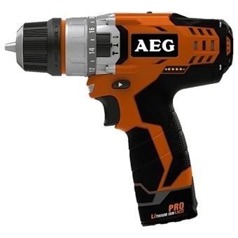 Aeg 12v 1 5ah Li Ion Percussion Drill Impact Screwdriver Set Bsb12c2 Bss12c Cordless Drill Reviews Drill Aeg