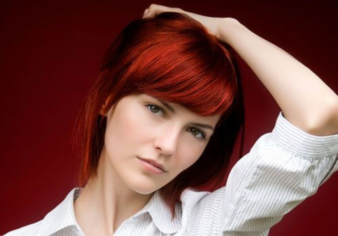 charming short red hairstyles ideas hairstyles pinterest