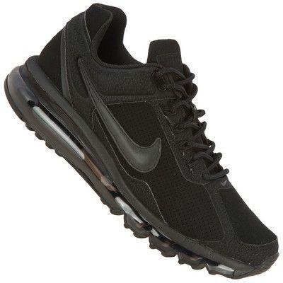 Centauro - Tênis Nike Air Max 2013 Leather - Masculino