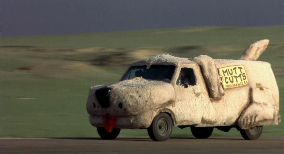 1984 Ford Econoline In Dumb Dumber 1994 Charity Cars Cool