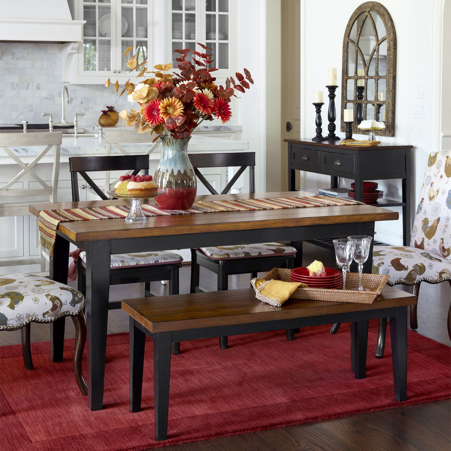Ordinaire Carmichael Dining Table   Rubbed Black | Pier 1 Imports