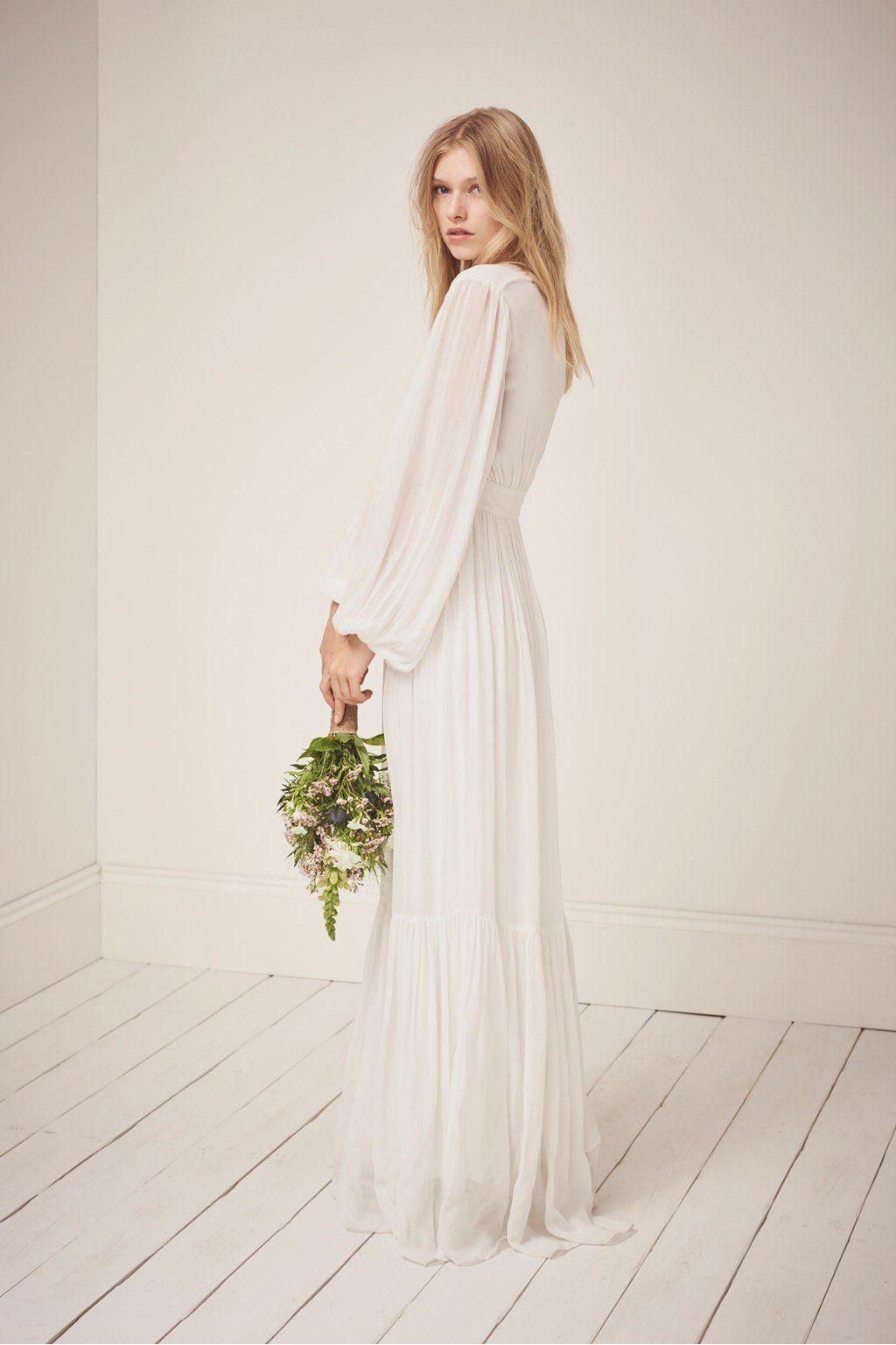 Atractivo french connection wedding dress componente ideas de
