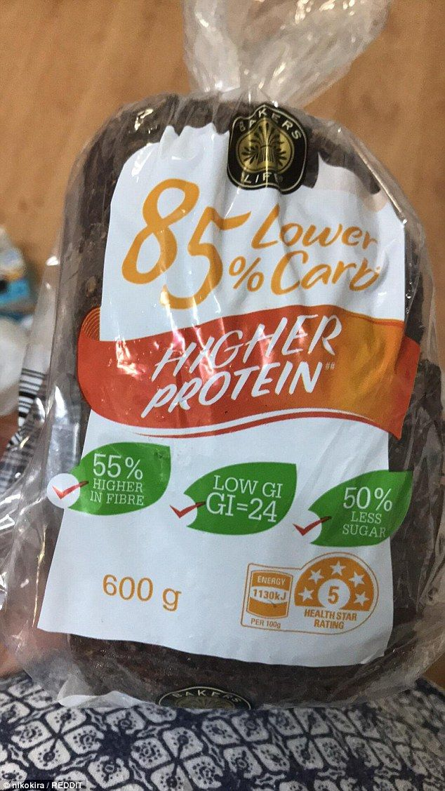 The 4.99 Aldi bread dietitians can't get enough of and