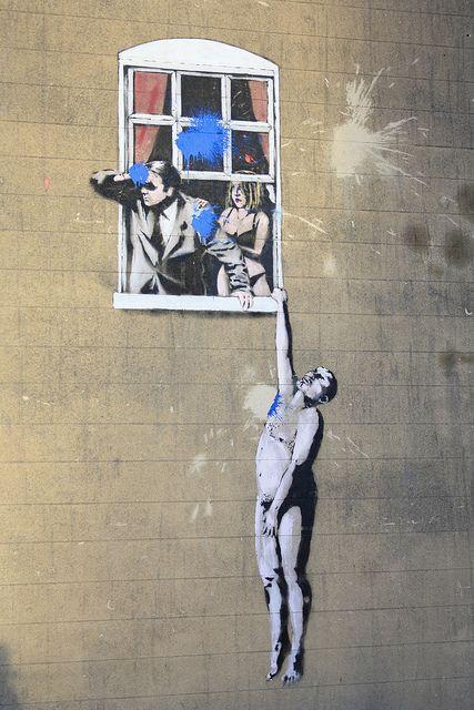 Banksy Banksy Art Street Art Banksy