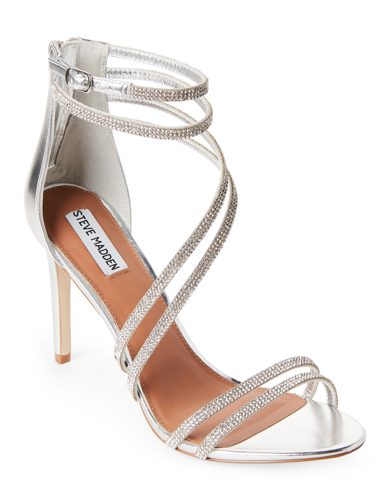 bb5c9b7bd62 Pewter Fiffi Embellished Strappy Sandals | *Apparel & Accessories ...