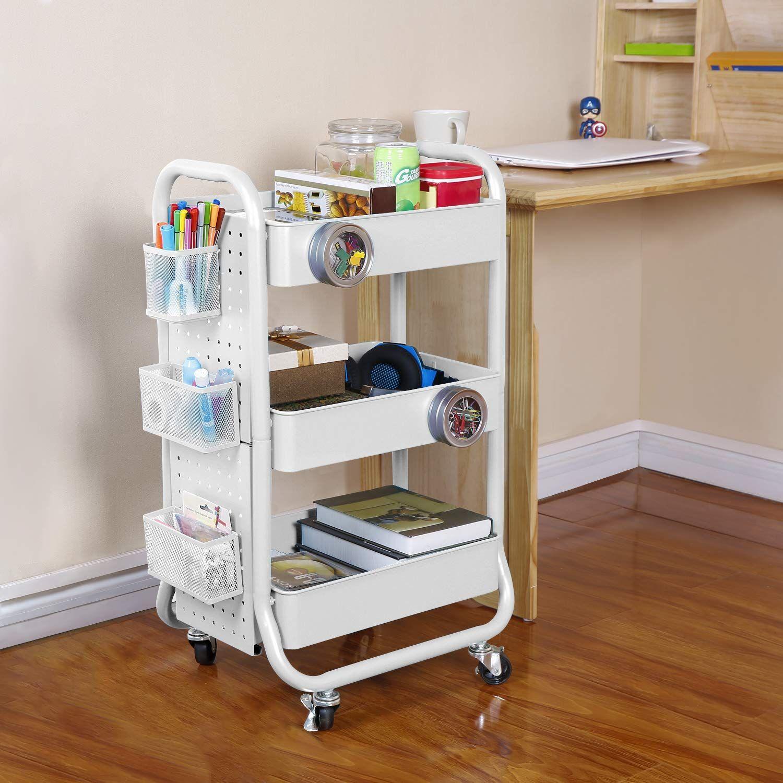 Craft Organizer In 2020 Rolling Cart Craft Cart Craft Storage Cart