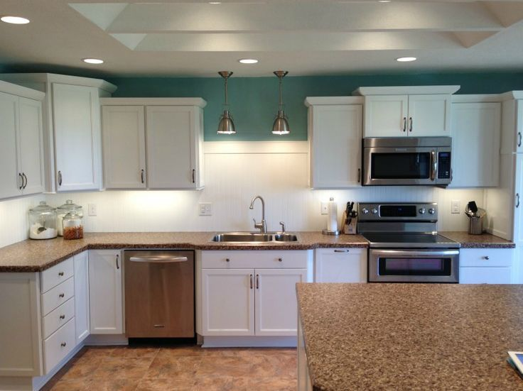 Thomasville Cabinets, Staggered Cabinets,