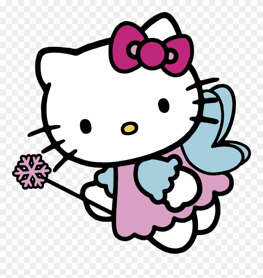 Download Hd Page Hello Kitty Angel Clipart And Use The Free Clipart For Your Creative Project Hello Kitty Printables Hello Kitty Pictures Hello Kitty Tattoos