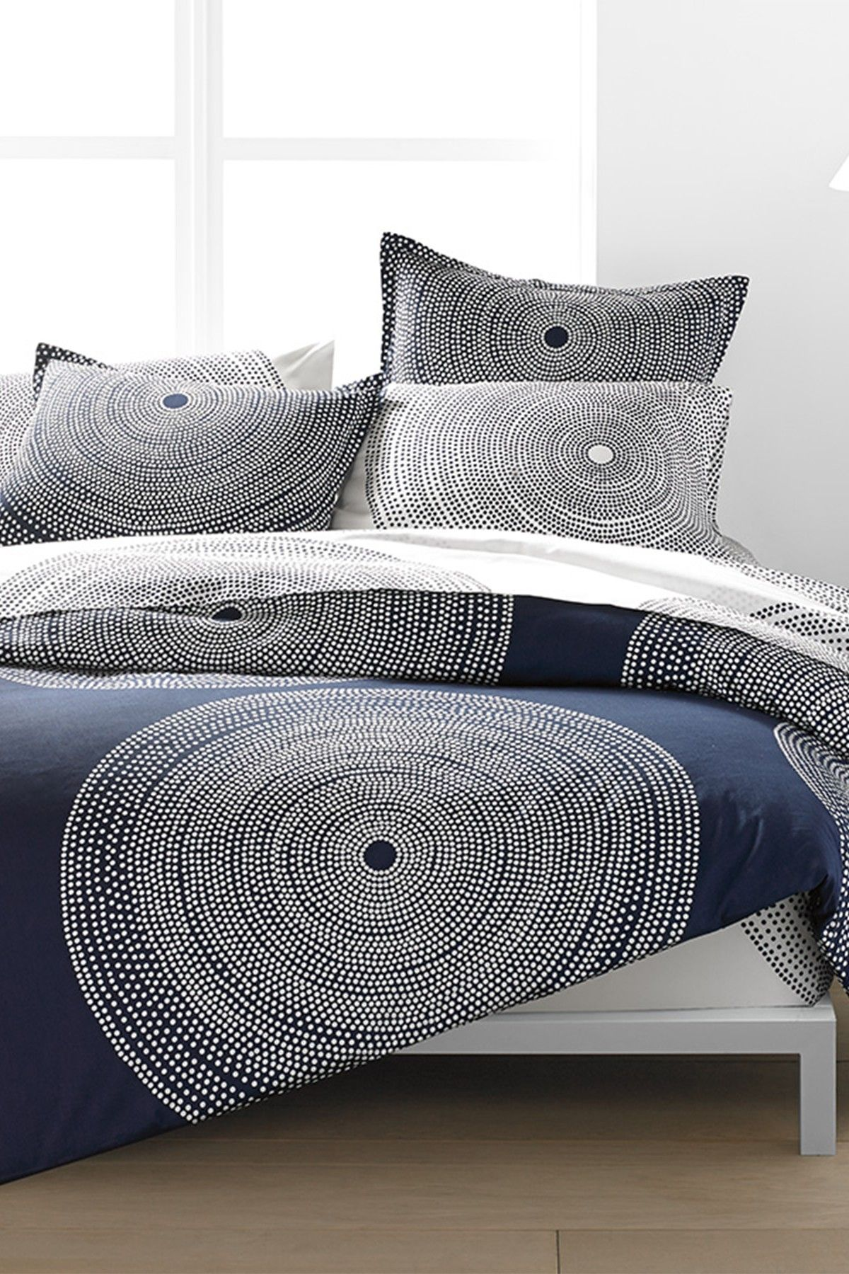 Marimekko Fokus Duvet & Sham Set - King | Sponsored by Nordstrom Rack.